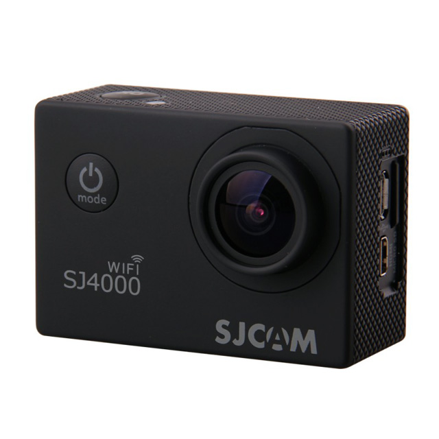 Камера SJCAM SJ4000 WiFi Full HD Action (цвет черный).