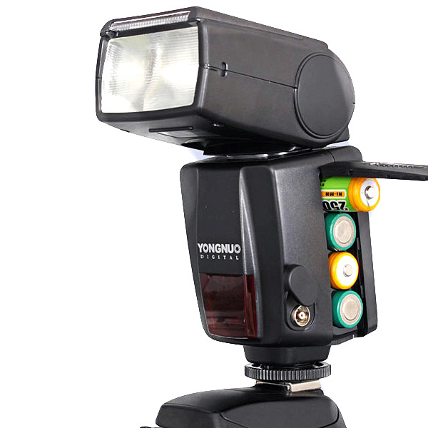 Вспышка Yongnuo speedlite YN-467 mark II для Canon. Фото N4