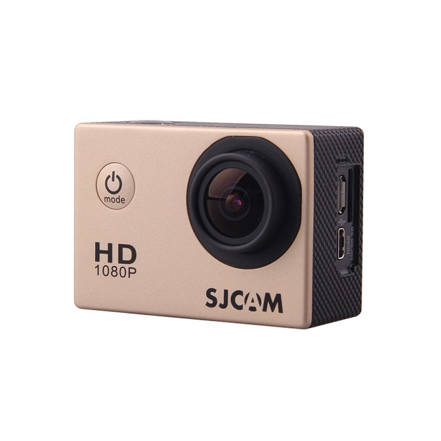 Камера SJCAM SJ4000 Full HD Action (цвет золотой).